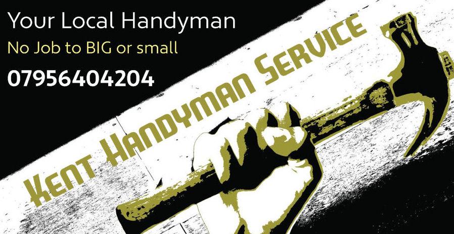 Kent Handyman Service - logo