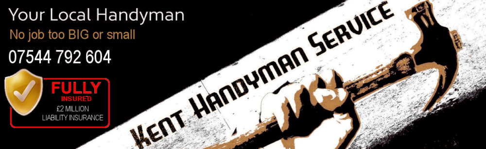 Kent Handyman Service - banner - logo