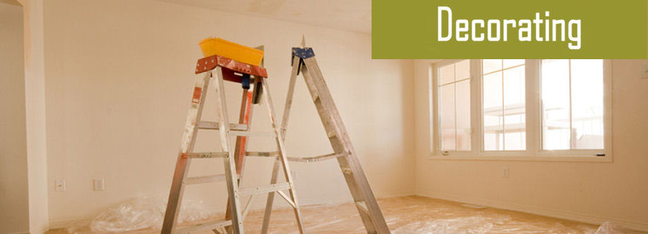 Kent Handyman Service - Decorating