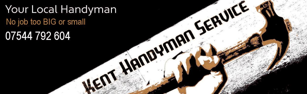 Kent Handyman Service Logo