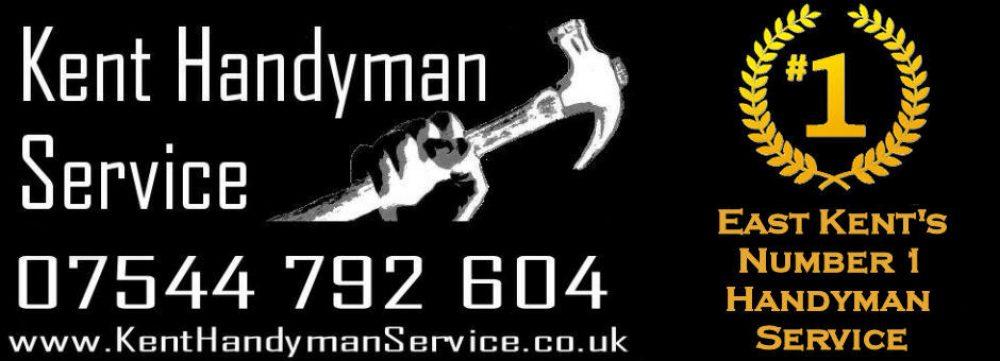 Kent Handyman Service homepage banner